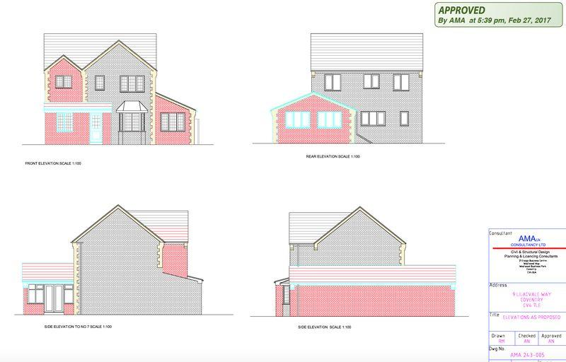Approved Extension