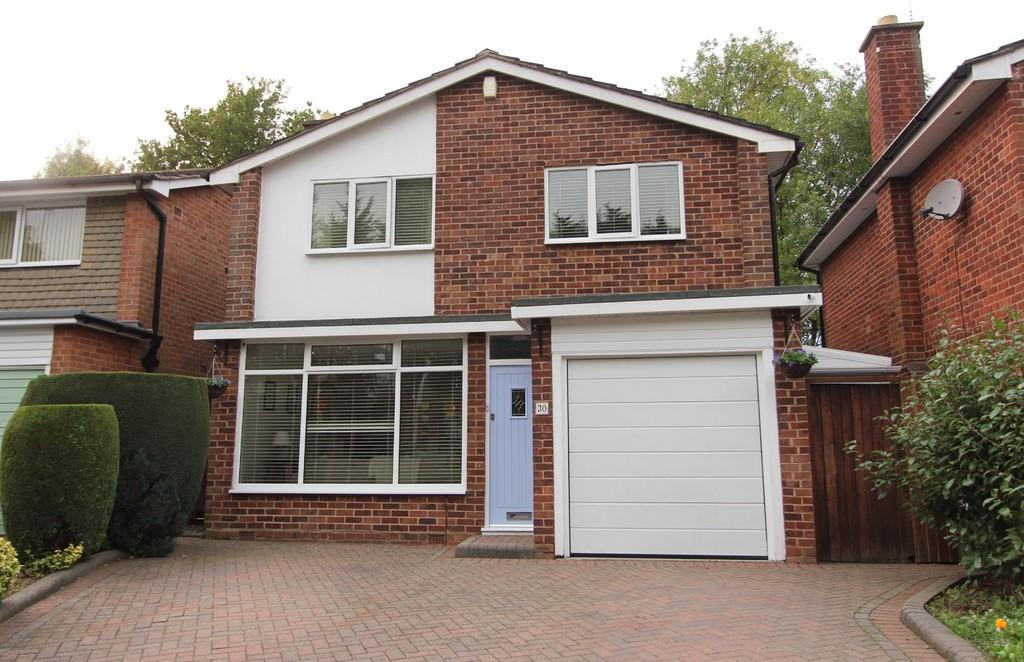 3 Bedrooms Detached House for sale in Copstone Drive, Dorridge