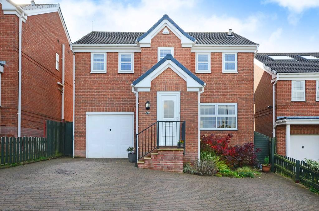 4 Bedrooms Detached House for sale in Sandygate Grange Drive, Sandygate