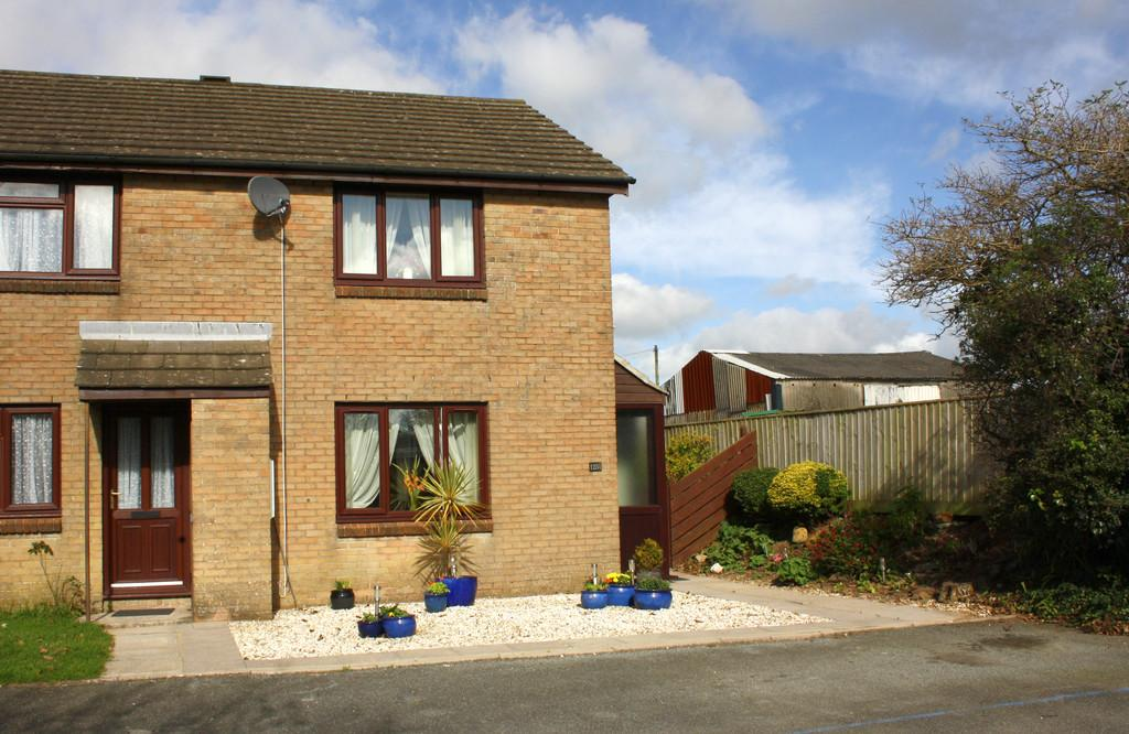 2 Bedrooms End Of Terrace House for sale in Monnow Close, Steynton, Milford Haven