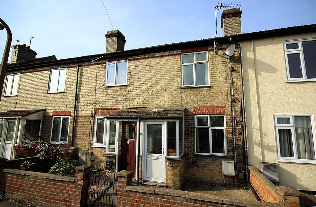 2 Bedrooms Terraced House for sale in Hitchin Road, Arlesey, SG15