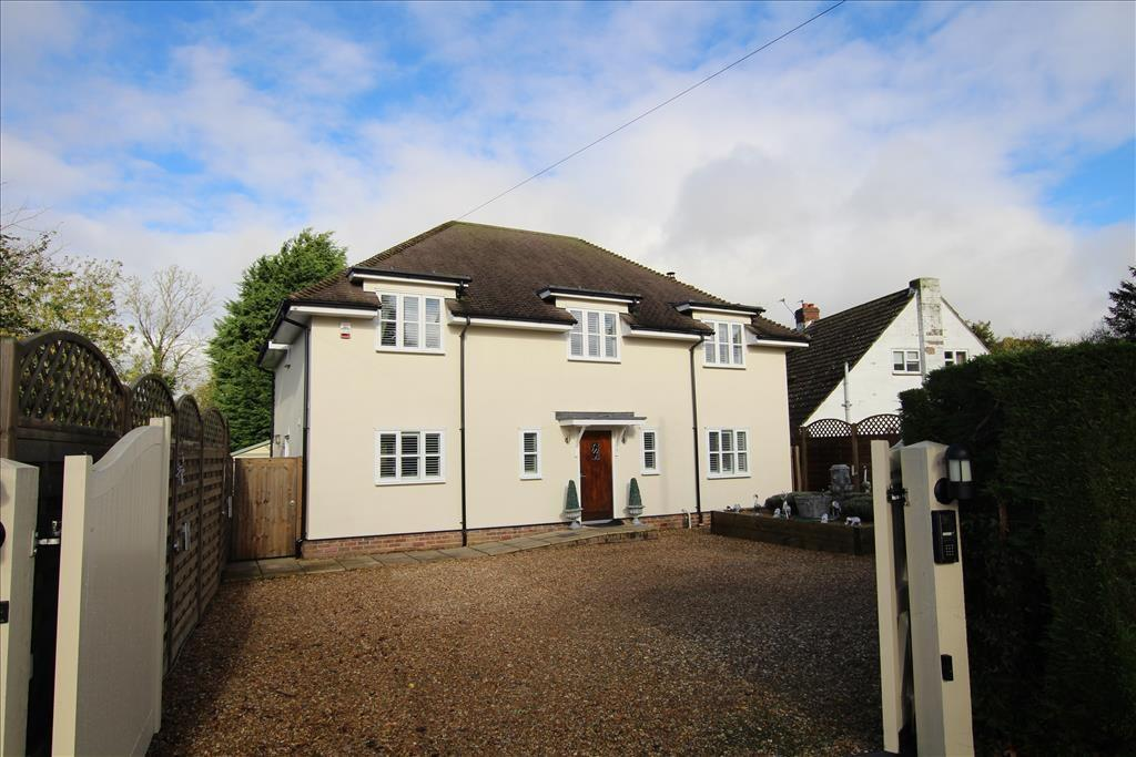 4 Bedrooms Detached House for sale in Rushden Road, Sandon, Buntingford, SG9