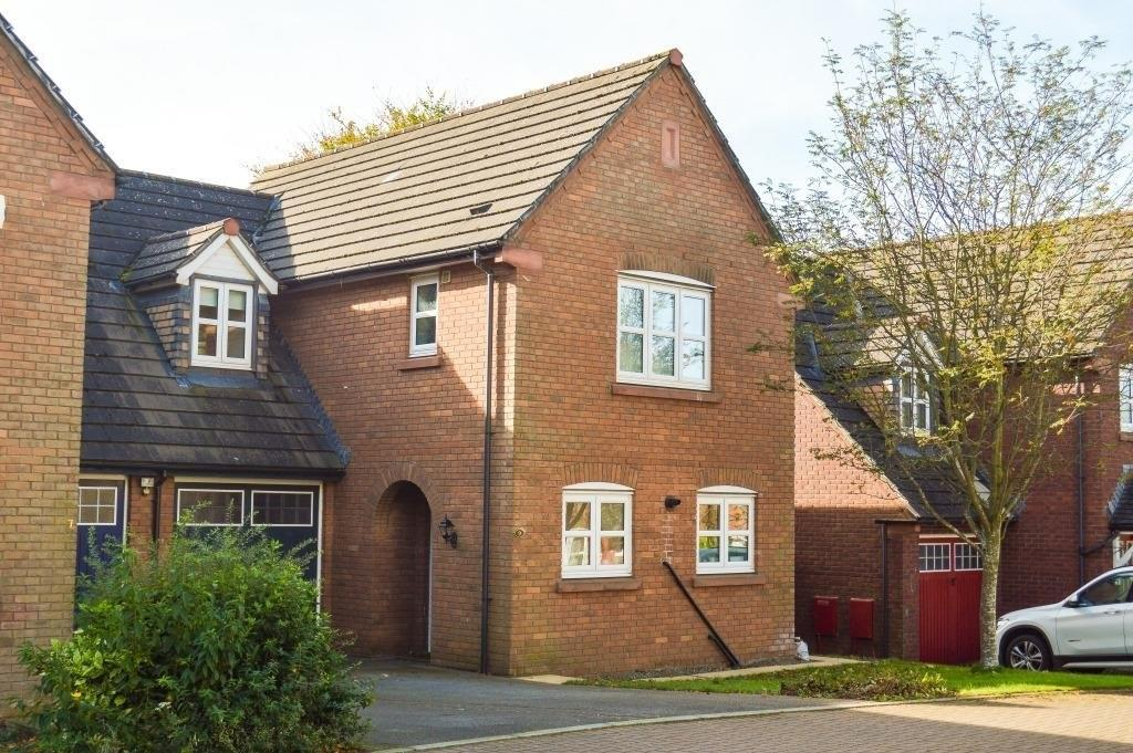 3 Bedrooms Semi Detached House for sale in Chertsey Grove, Carlisle