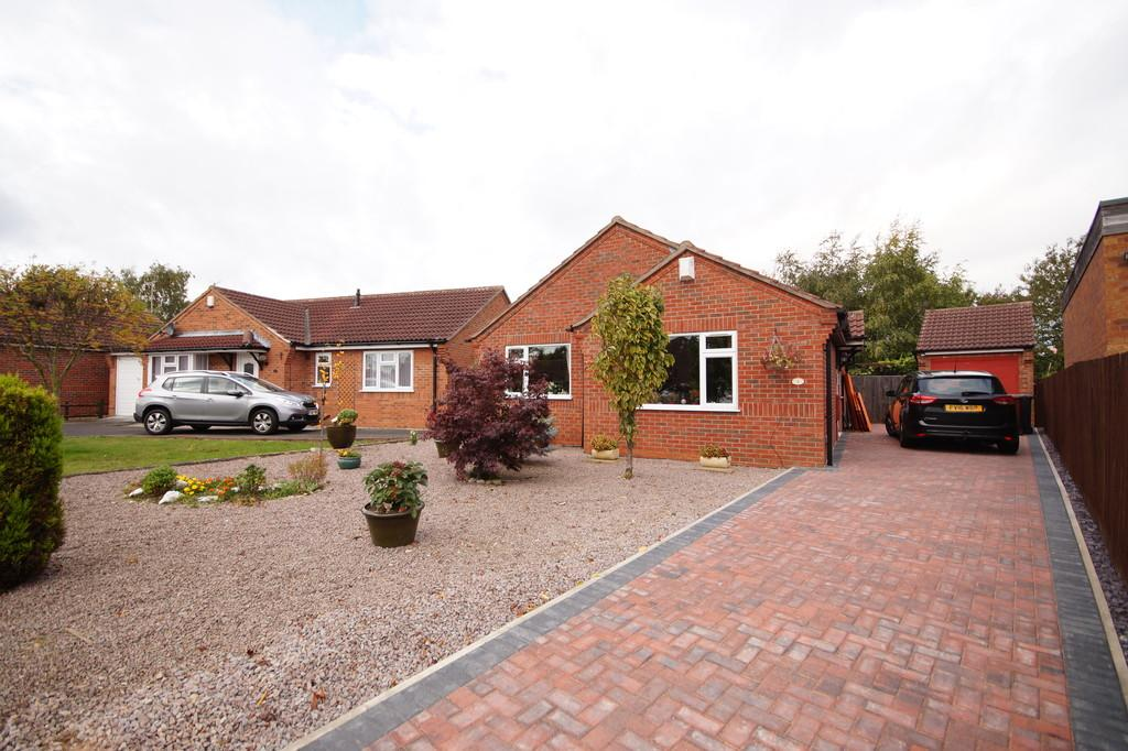 3 Bedrooms Detached Bungalow for sale in Acer Court, Lincoln