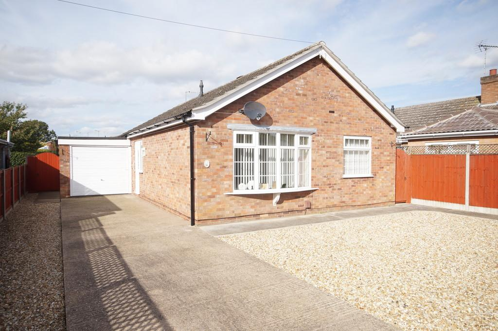 2 Bedrooms Detached Bungalow for sale in Birds Holt Close, Skellingthorpe