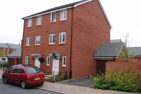 3 bedroom detached house to rent - Horfield, Beatrix Place, BS7 0AE