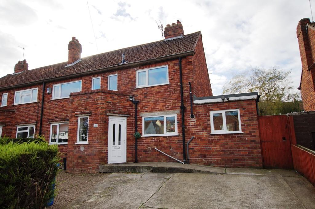 4 Bedrooms Semi Detached House for sale in 14 Westway