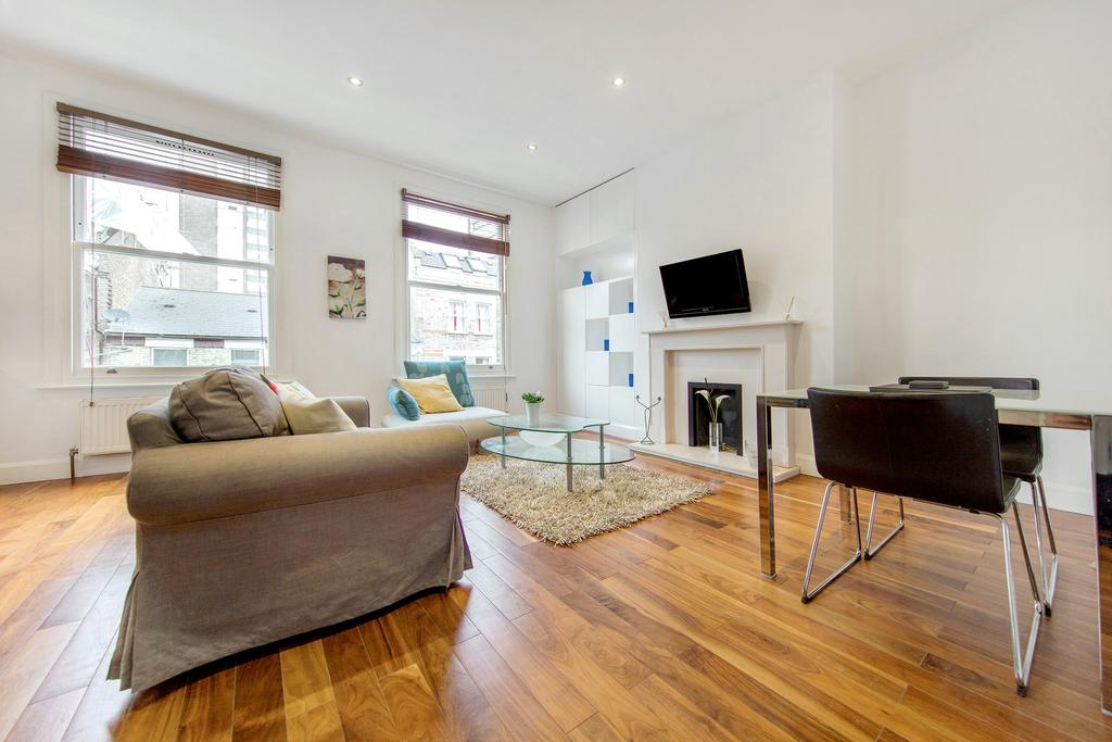 2 Bedrooms Flat for sale in Greyhound Road, Hammersmith, London