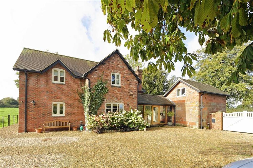 5 Bedrooms Detached House for sale in Loppington, Shrewsbury