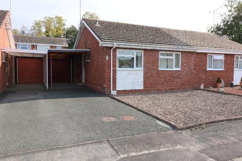 2 bedroom semi-detached bungalow for sale - Salisbury Drive, Eastwick Park, Evesham WR11