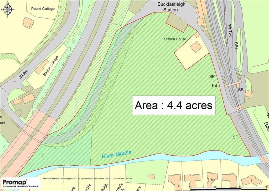 Residential Development Commercial for sale in Dart Bridge Road, Buckfastleigh, Devon, TQ11