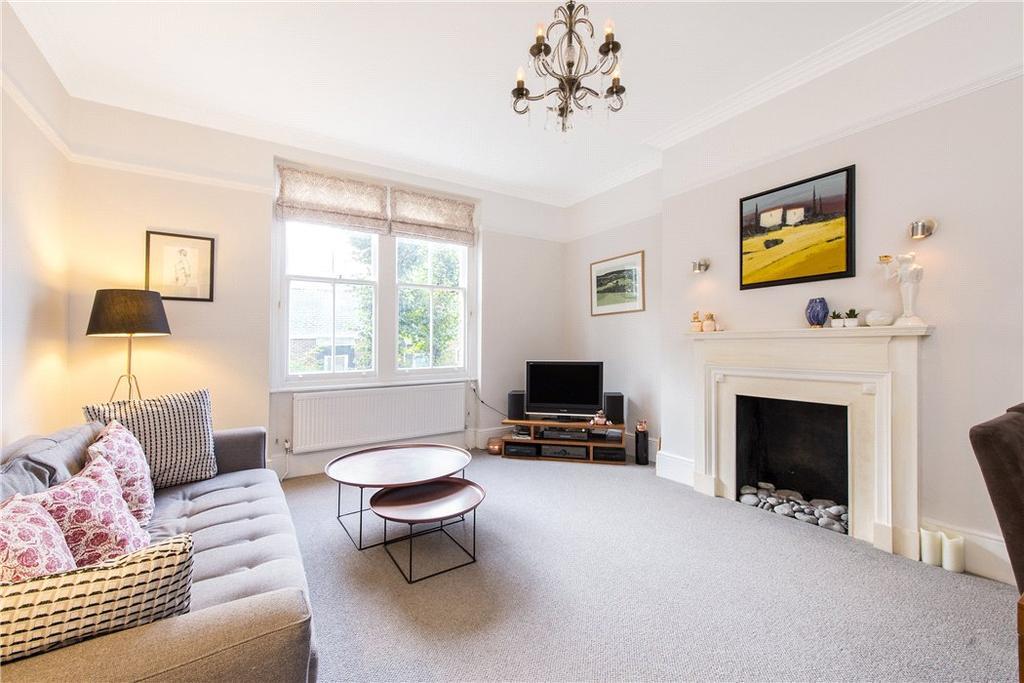 2 Bedrooms Flat for sale in Douglas House, 6 Maida Avenue, London, W2