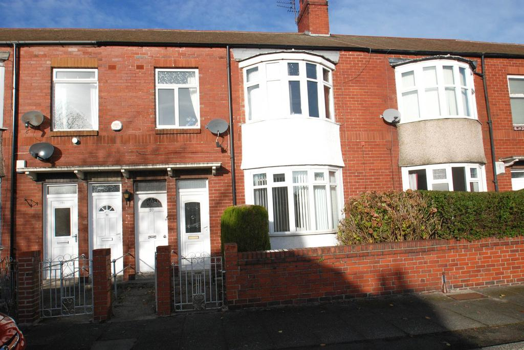 2 Bedrooms Flat for sale in Morpeth Avenue, South Shields