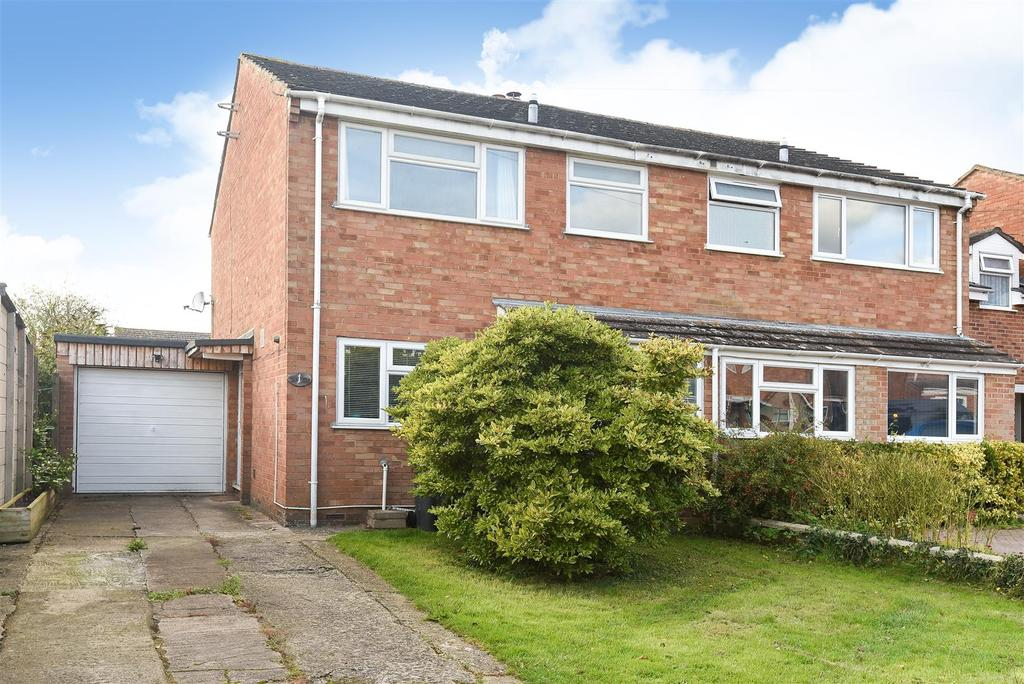 3 Bedrooms Semi Detached House for sale in Wilmot Close, Witney
