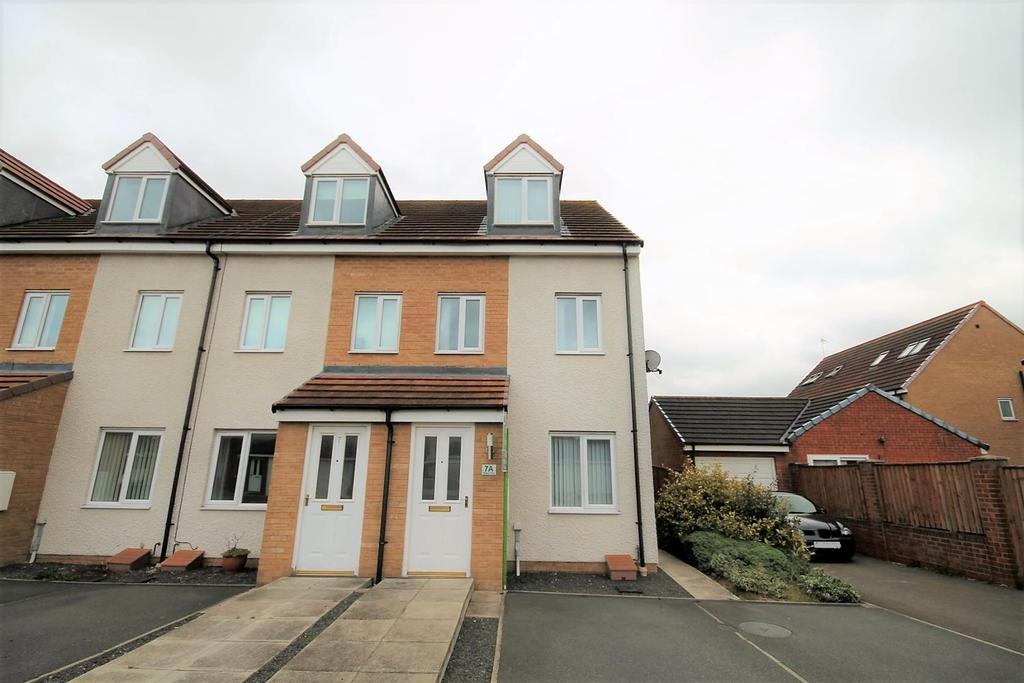 3 Bedrooms End Of Terrace House for sale in Witton Park, Stockton-On-Tees