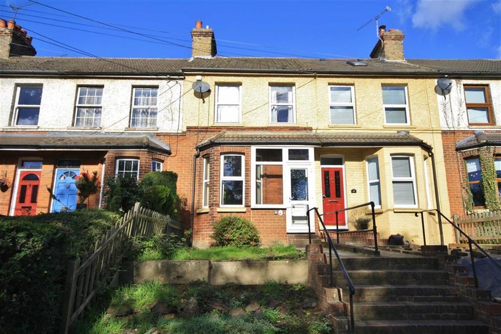 2 Bedrooms Terraced House for sale in St Marys Platt, Kent