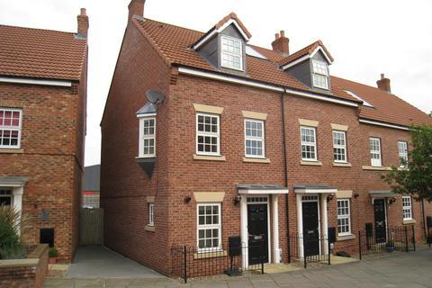3 bedroom townhouse for sale - 6 Hamilton Walk, Beverley, East Yorkshire, HU17 0FW