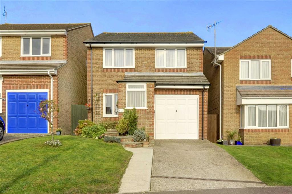 3 Bedrooms Detached House for sale in Crest Way, Portslade