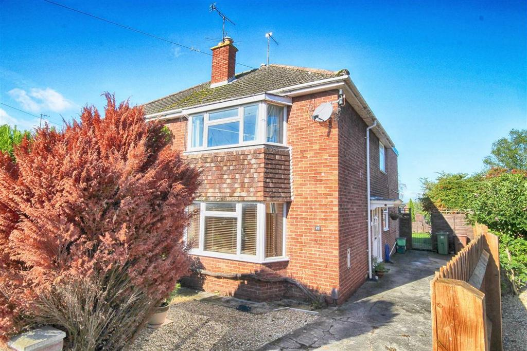3 Bedrooms Semi Detached House for sale in Loweswater Close, Hatherley, Cheltenham, GL51