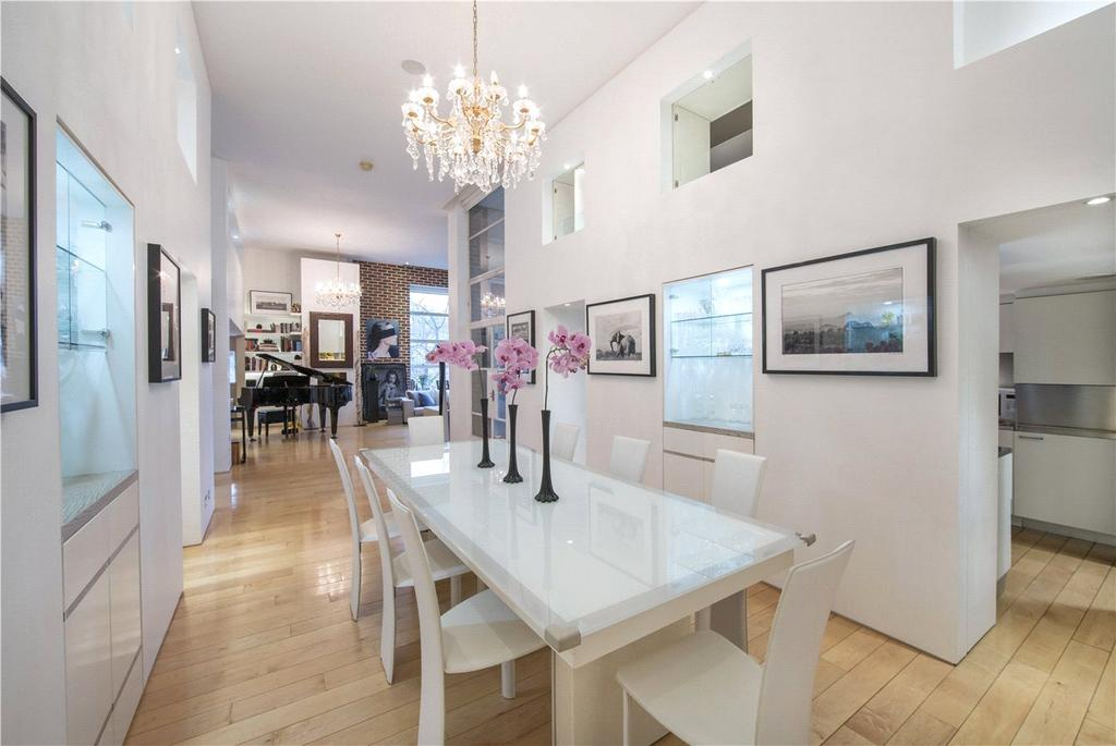 3 Bedrooms Flat for sale in The Yoo Building, 17 Hall Road, St John's Wood, NW8