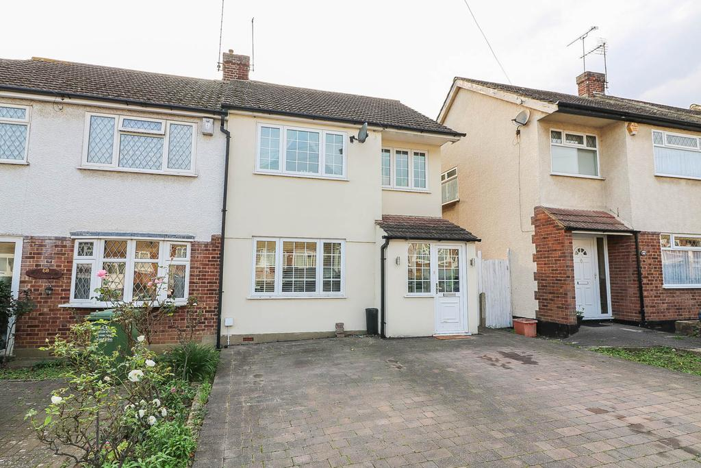 3 Bedrooms End Of Terrace House for sale in Passingham Avenue, Billericay CM11