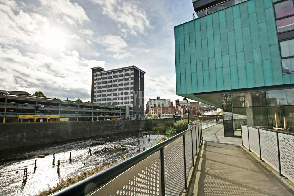 2 Bedrooms Flat for sale in North Bank, Sheffield