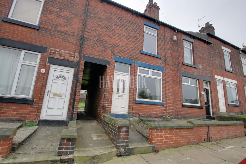 3 Bedrooms Terraced House for sale in Morley Street, Hillsborough