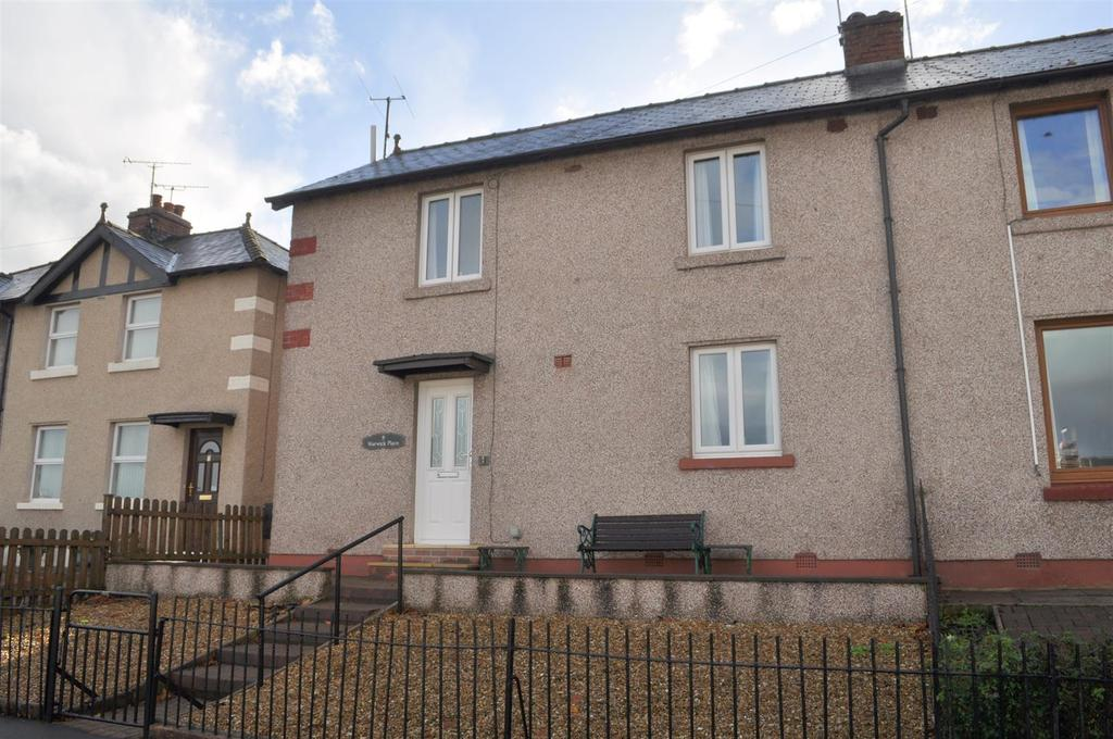 3 Bedrooms Semi Detached House for sale in Warwick Place, Penrith