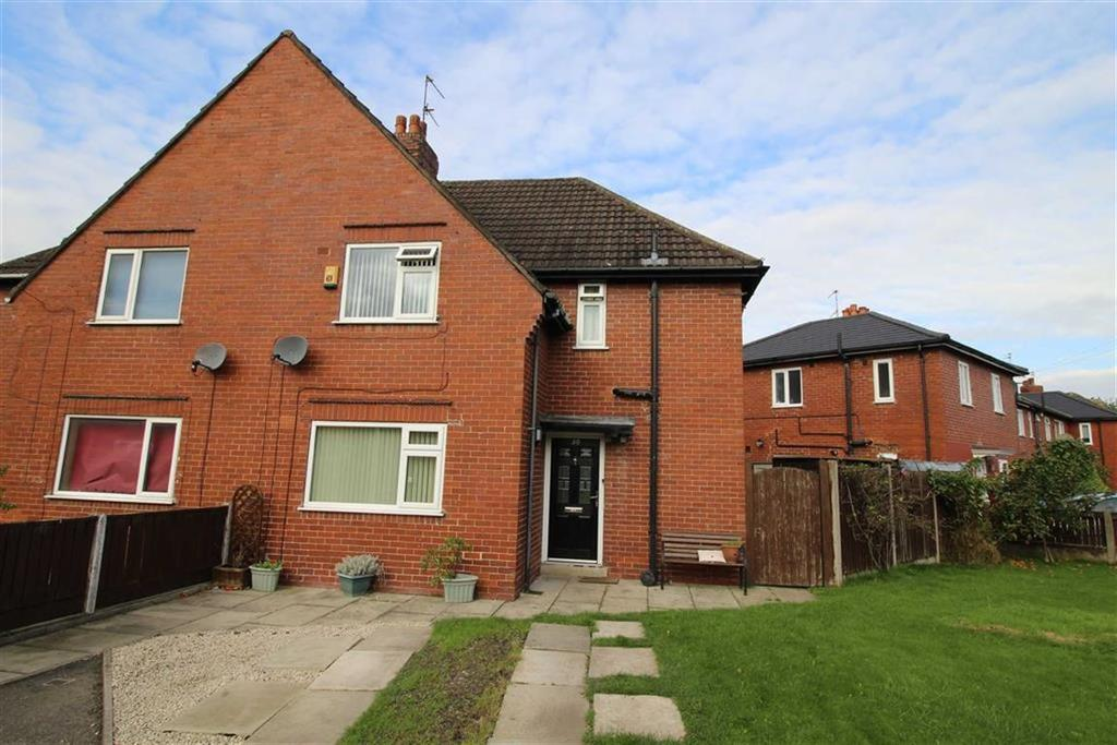 3 Bedrooms Semi Detached House for sale in Clinton Avenue, Fallowfield, Manchester