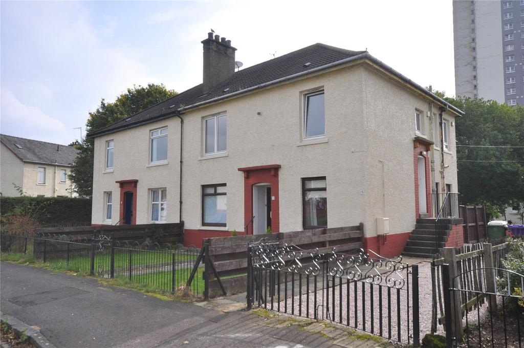 2 Bedrooms Flat for sale in 15 Thornley Avenue, Knightswood, Glasgow, G13