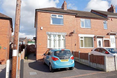2 bedroom townhouse for sale - Graham Street, Bucknall, Stoke-On-Trent, Staffs