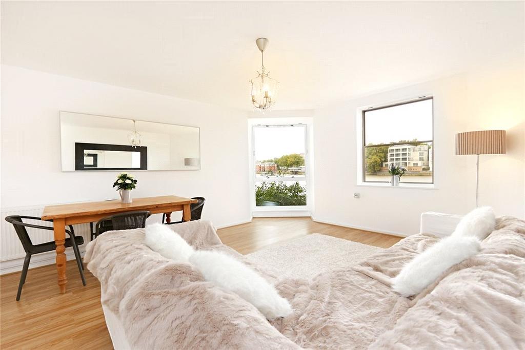 3 Bedrooms Flat for sale in Riverside Court, 20 Nine Elms Lane, London, SW8