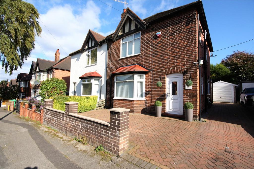 3 Bedrooms Semi Detached House for sale in Westbury Road, Nottingham, Nottinghamshire, NG5