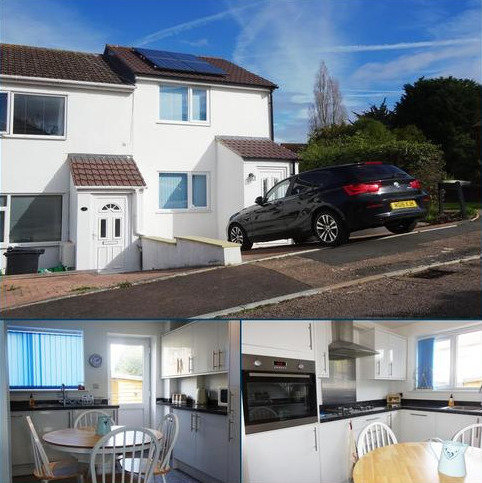 2 bedroom end of terrace house to rent - Dukes Crescent, Exmouth EX8