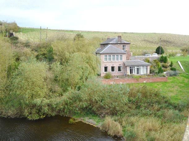 5 Bedrooms Detached House for sale in Canty's Brig, Canty's Bridge, Berwick-upon-Tweed, Northumberland