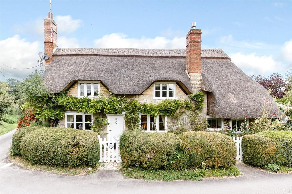 3 Bedrooms Detached House for sale in Sherrington, Warminster, Wiltshire