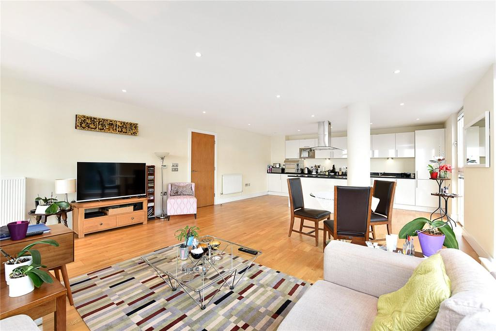 2 Bedrooms Flat for sale in Cobalt Point, 38 Millharbour, London