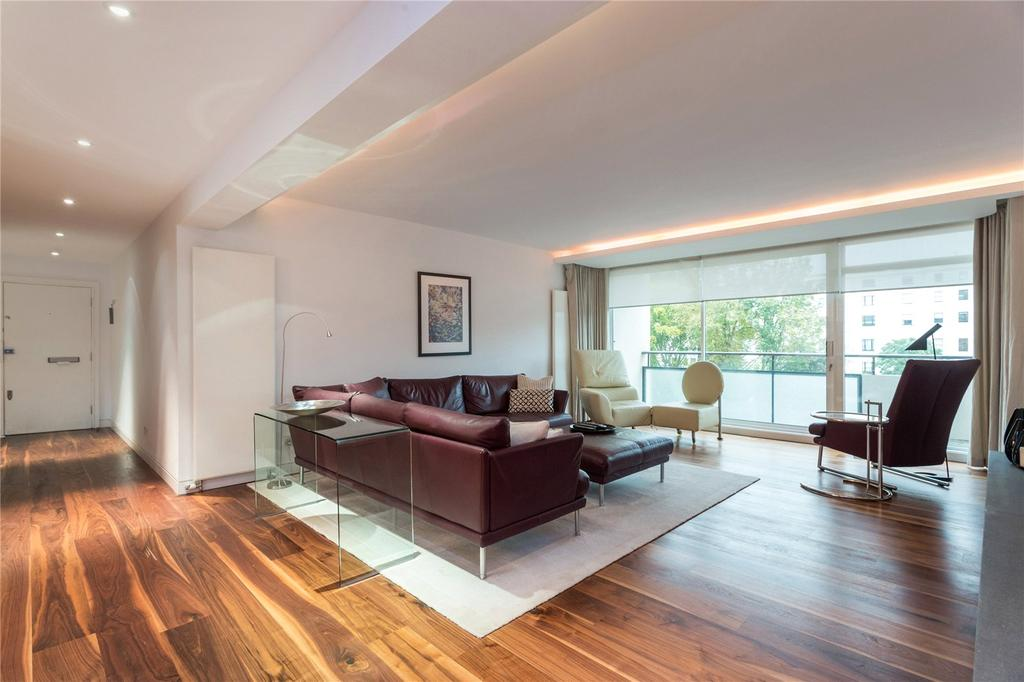 3 Bedrooms Flat for sale in Sussex Square, The Hyde Park, London