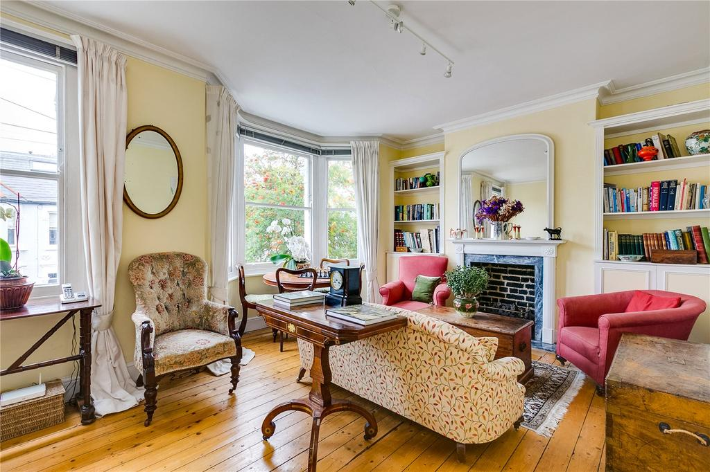 2 Bedrooms Flat for sale in Atalanta Street, Fulham, London