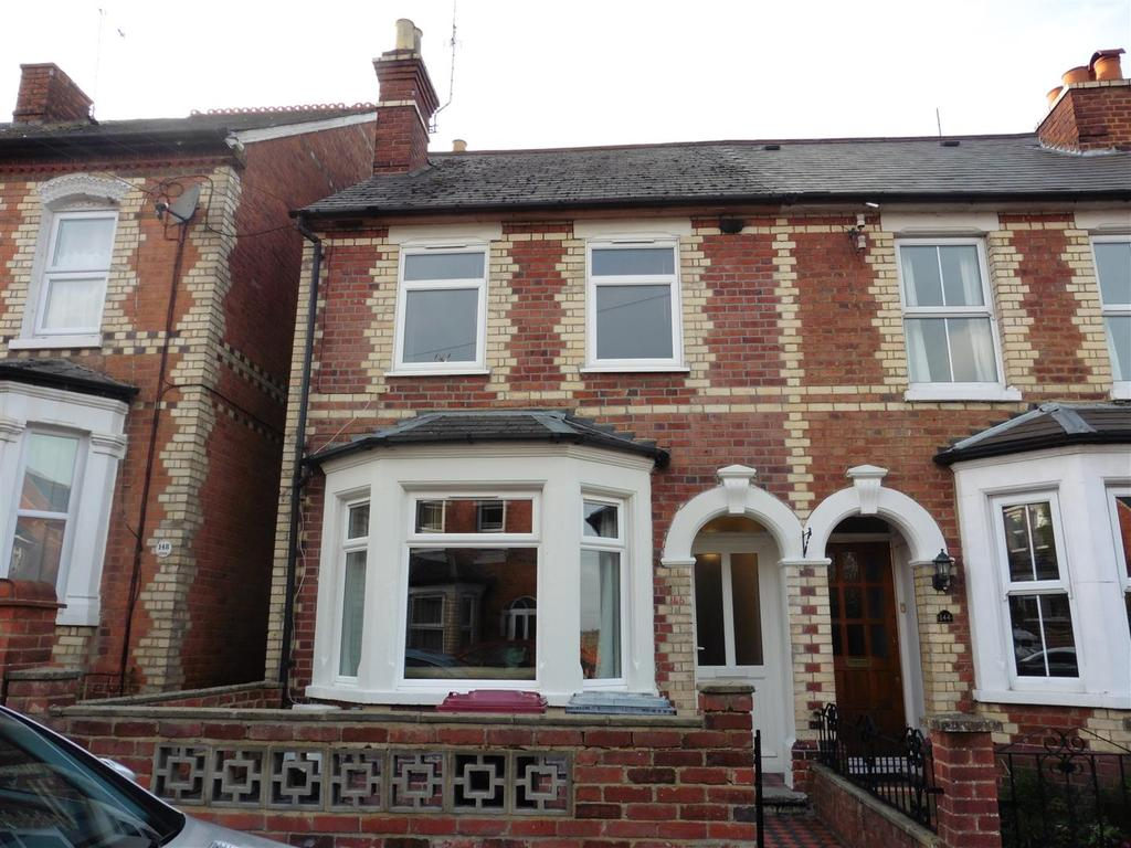 3 Bedrooms End Of Terrace House for sale in Beecham Road, Reading