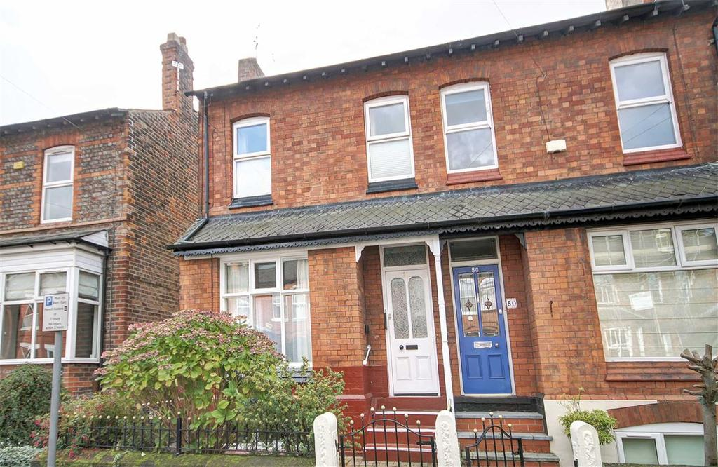 2 Bedrooms End Of Terrace House for sale in Navigation Road, Altrincham, Cheshire