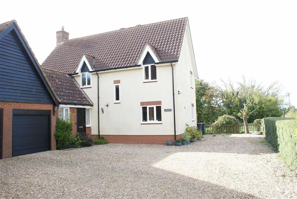 4 Bedrooms Link Detached House for sale in The Street, Horham, Suffolk