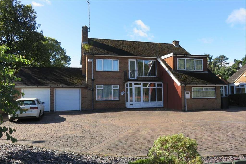 4 Bedrooms Detached House for sale in Groby Road, Glenfield