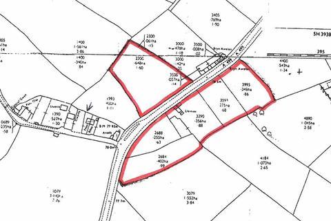 Farm land for sale - Caernarvon Road, Pwllheli, Gwynedd, LL53
