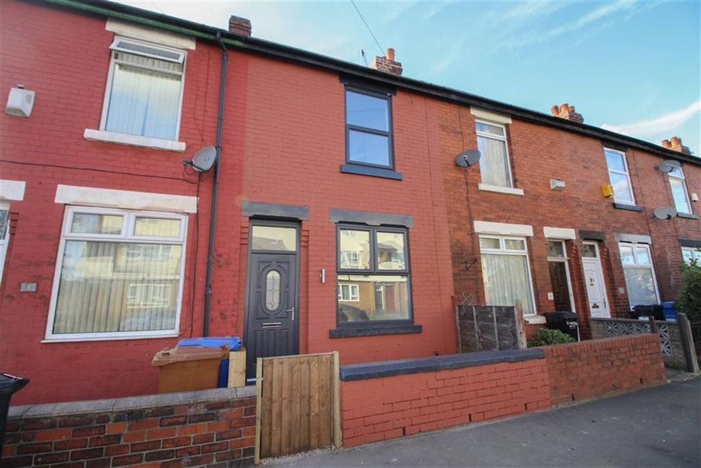 2 Bedrooms Terraced House for sale in Wilton Street, Reddish, Stockport