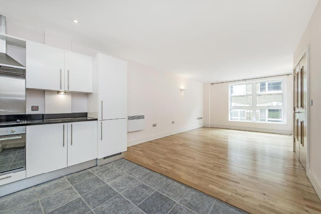 2 Bedrooms Flat for sale in Hatton Wall, Clerkenwell