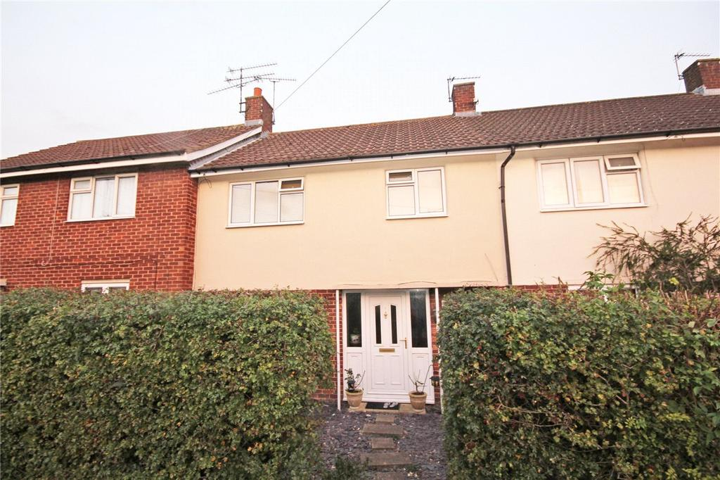 3 Bedrooms Terraced House for sale in The Croft, Welwyn Garden City, Hertfordshire