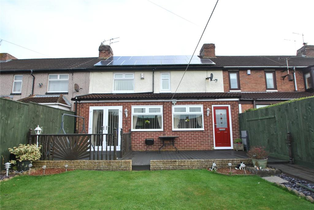 3 Bedrooms Terraced House for sale in Brydon Crescent, South Hetton, County Durham, DH6