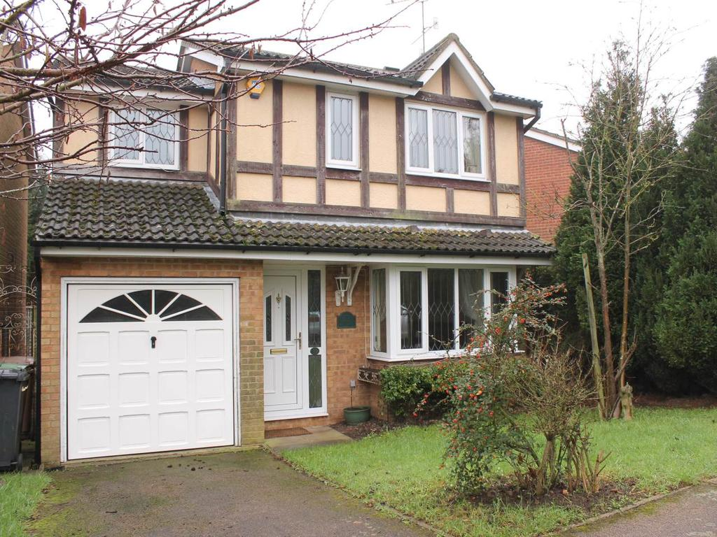 4 Bedrooms Detached House for rent in Kilmarnock Drive, Bushmead, Luton
