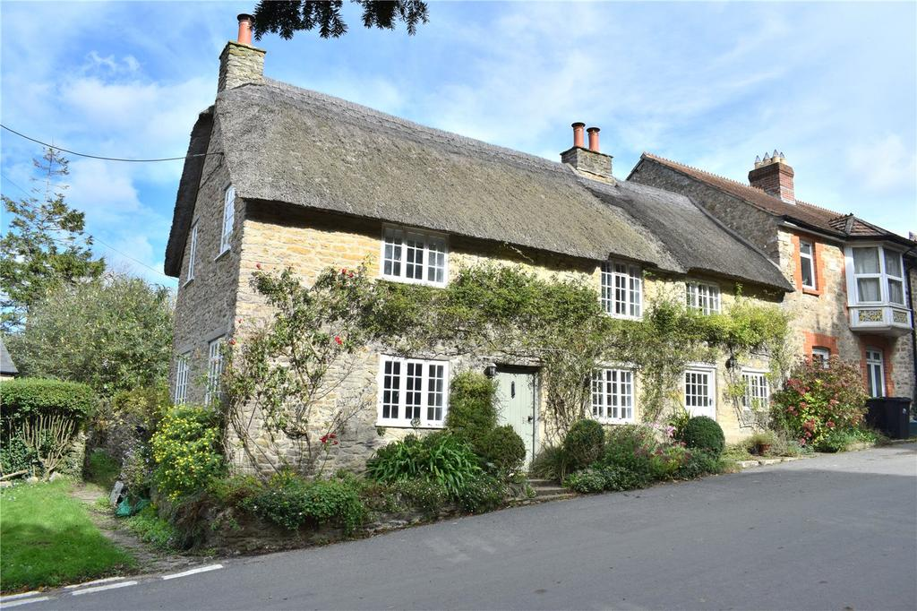 4 Bedrooms End Of Terrace House for sale in Church Street, Puncknowle, Dorchester, Dorset